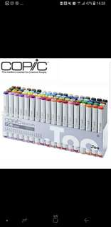 copic sketch 72 set a