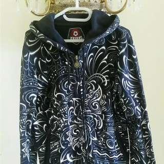 Tribal Printed Jacket 🌸