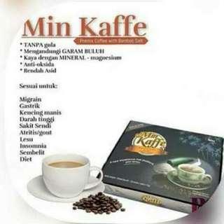Mineral Kaffe dan Min Chaa