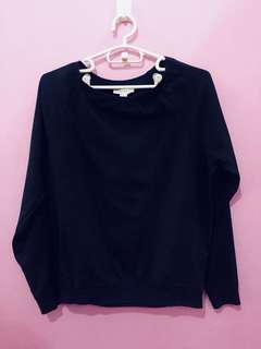 Forever 21 F21 Black Top Long Sleeves