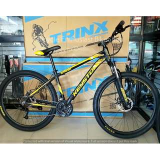 2018 Keysto Striker 27.5 Alloy Mechanical *Powered by Trinx* Sold only at Bicycle Enthusiast BikeShop of Ampid 1, San Mateo Rizal*
