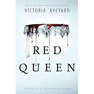 (E-book) Red Queen series