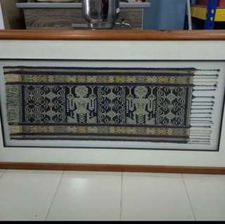 Tenun Asli Sarawak