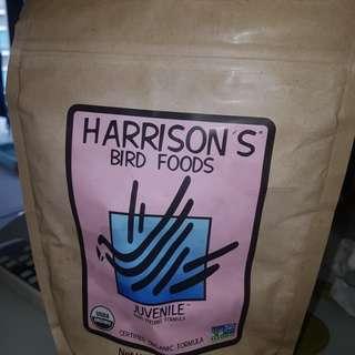 Brand new Harrison's Juvenile Hand-Feeding Formula 1lb