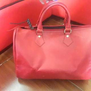 REPRICED! Preloved speedy bag