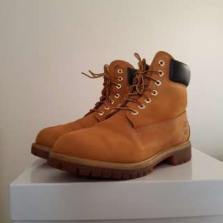6-inch Timberland Boots - Wheat
