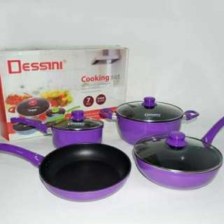 pd panci set dessini 7pcs