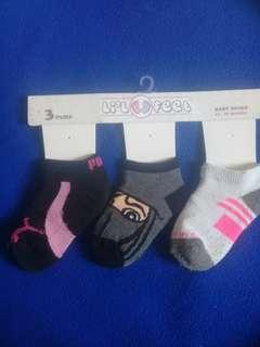 socks pairs in one