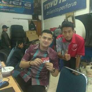 Kredit Velg Pake KTP Tanpa DP (083876922012)