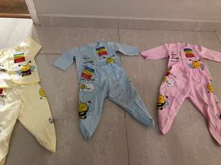 Baby home clothes for newborn