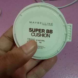 Maybelline refill super bb cushion