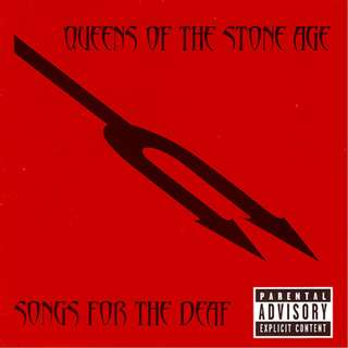 Queens Of The Stone Age ‎– Songs For The Deaf CD