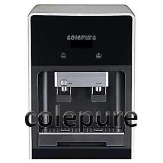 Korea colepure HOT COLD Water Dispenser Purifier HALAL Filter UF Alkaline Magic Boiler