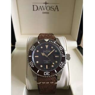 Davosa Ternos Diver (Vintage range)