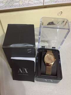 Armani Exchange AX3140 Ladies Watch