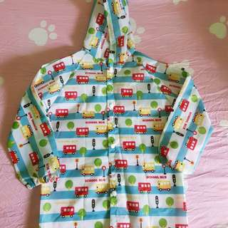Brand new toddler raincoat