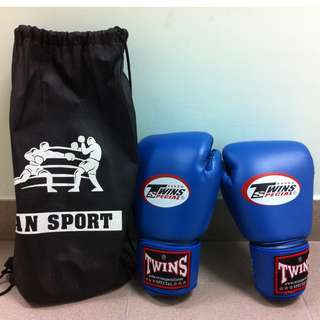 Twins Special Boxing Gloves 14oz 拳套