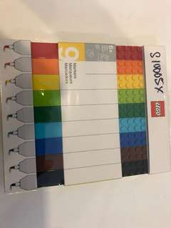 LEGO markers