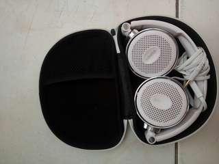 Headset Miniso White