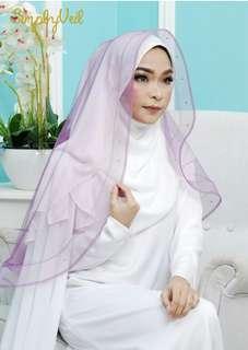 Horse veil