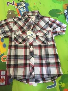 Free mail! 2-3 years brand new with tag top