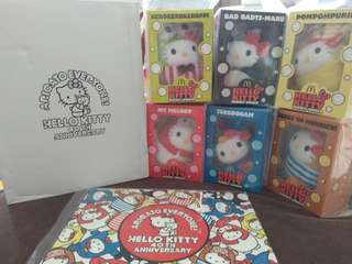 Hello Kitty Bubbly World set