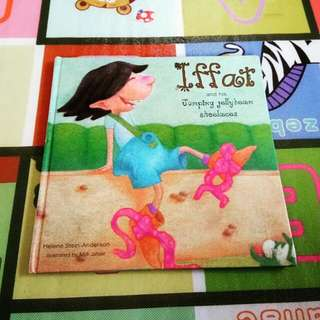 Preloved kidsbooks from aussie