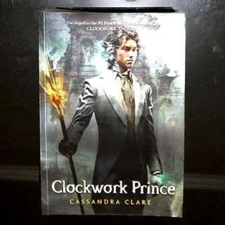 Novel Clockwork Prince