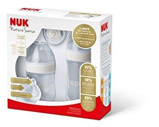 NUK NATURE SENSE FEEDING BOTTLE