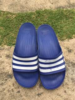 Authentic adidas slides Mens
