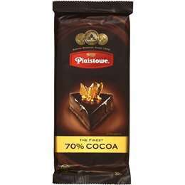 Nestle Plaistowe Cooking Chocolate 70% Cocoa 200g