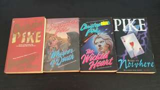 Christopher Pike Collectibles
