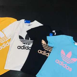 Adidas Tee in 4colors