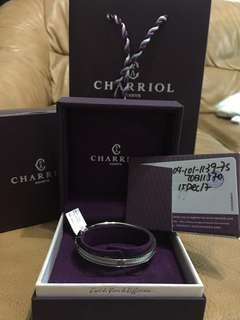 Authentic Charriol Forever Bangle ( size: Small )