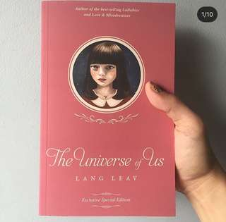 Universe of Us by Lang Leav