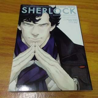 Sherlock - Siasatam Merah Jambu