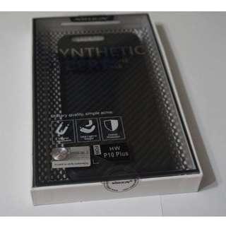 Nillkin Synthetic Fiber Phone Case for Huawei P10 Plus (Black)