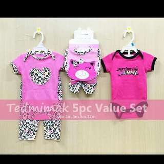 5pc Set for Babies
