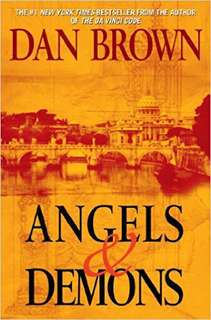 Angels and Demons by Dan Brown (LF)