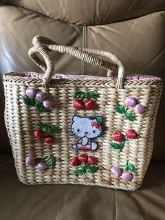 Hello Kitty 手挽袋