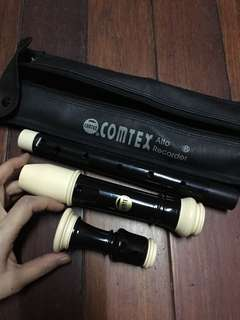 ComTEX中音笛