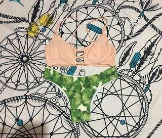 Riri Tropical swimsuit
