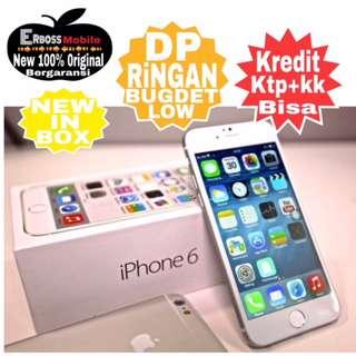 Kredit Low Dp Apple iPhone 6 Original-16GB-Ditoko Promo ktp+kk bisa wa;081905288895