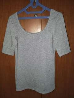 Low back gray