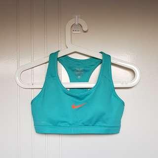 Nike sports bra EUC