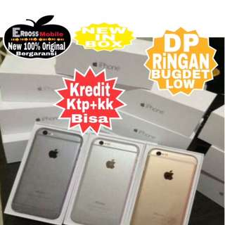 Kredit Low Dp Apple iPhone 6 Original 128GB-Ditoko Promo ktp+kk bisa wa;081905288895