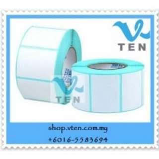 Thermal Barcode Sticker Label 30x20mm 800PCS