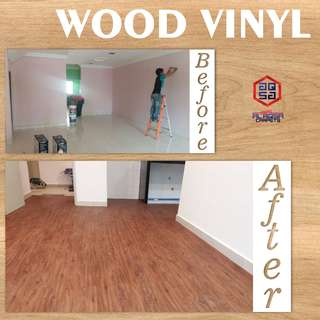 #Our recent #Wood Vinyl Project!! 🙂