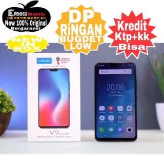 Kredit Low Dp Vivo V9-64/4GB Resmi ditoko Promo ktp+kk bisa wa;081905288895