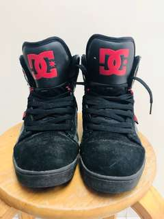 DC Skateboard Shoe US7 *60%新 *無原裝盒